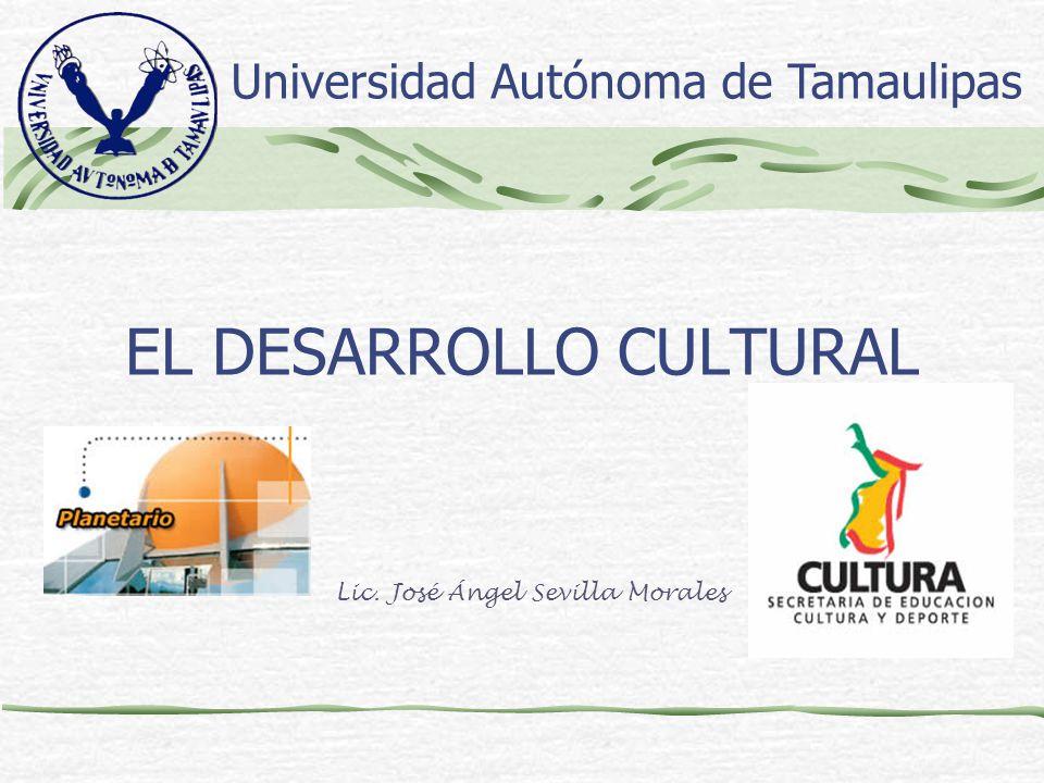 EL DESARROLLO CULTURAL