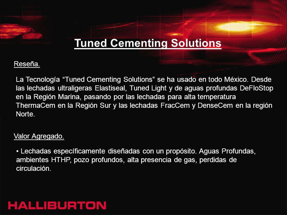 Tuned Cementing Solutions