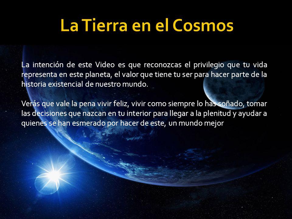 La Tierra en el Cosmos
