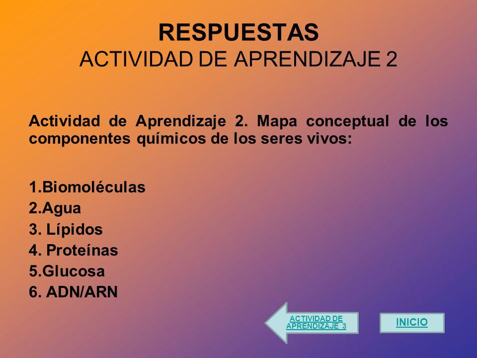 RESPUESTAS ACTIVIDAD DE APRENDIZAJE 2