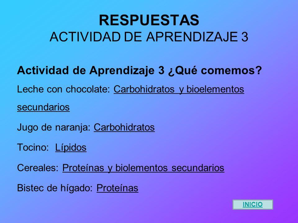 RESPUESTAS ACTIVIDAD DE APRENDIZAJE 3