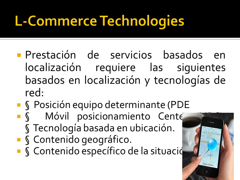 L-Commerce Technologies