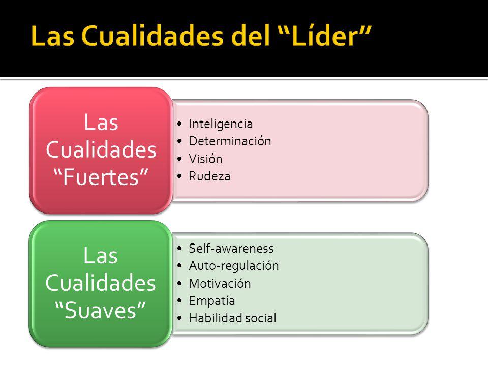 Las Cualidades del Líder