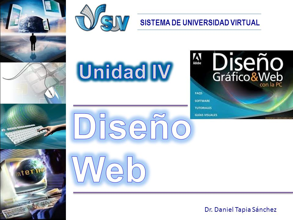 SISTEMA DE UNIVERSIDAD VIRTUAL
