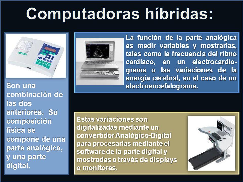 Computadoras híbridas: