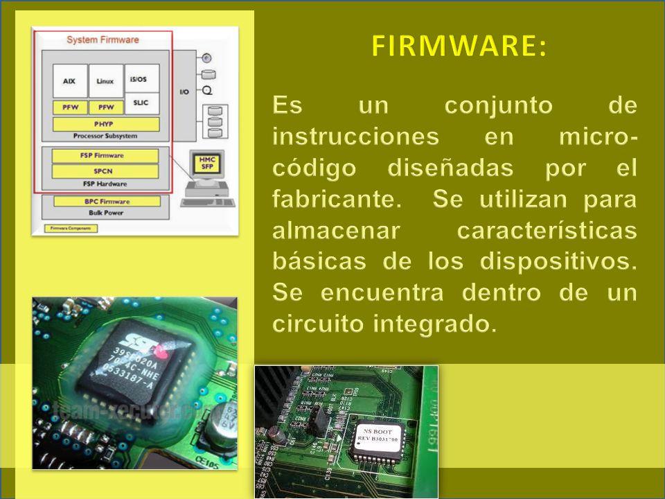 FIRMWARE: