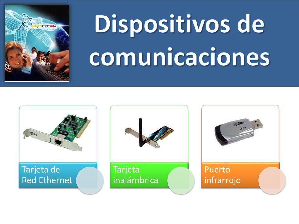 Dispositivos de comunicaciones