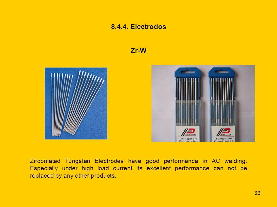 8.4.4. Electrodos Zr-W.