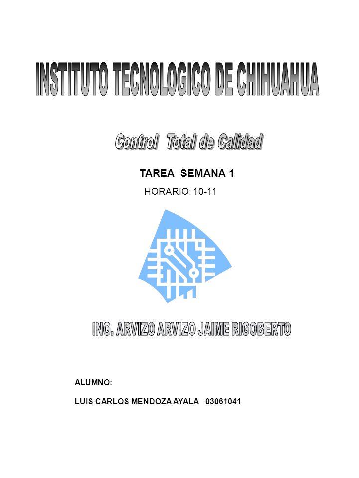 INSTITUTO TECNOLOGICO DE CHIHUAHUA
