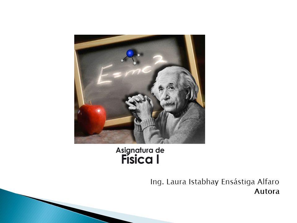 Ing. Laura Istabhay Ensástiga Alfaro