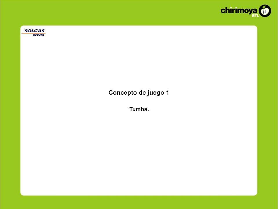 Concepto de juego 1 Tumba.