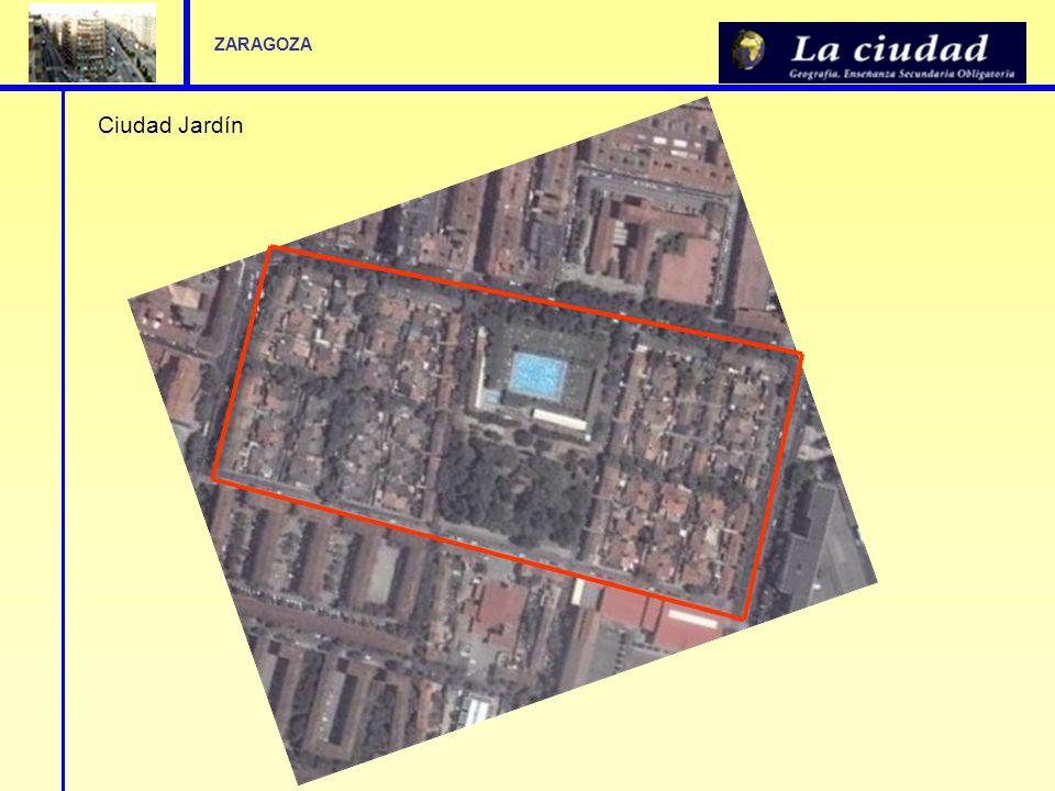 ZARAGOZA Ciudad Jardín
