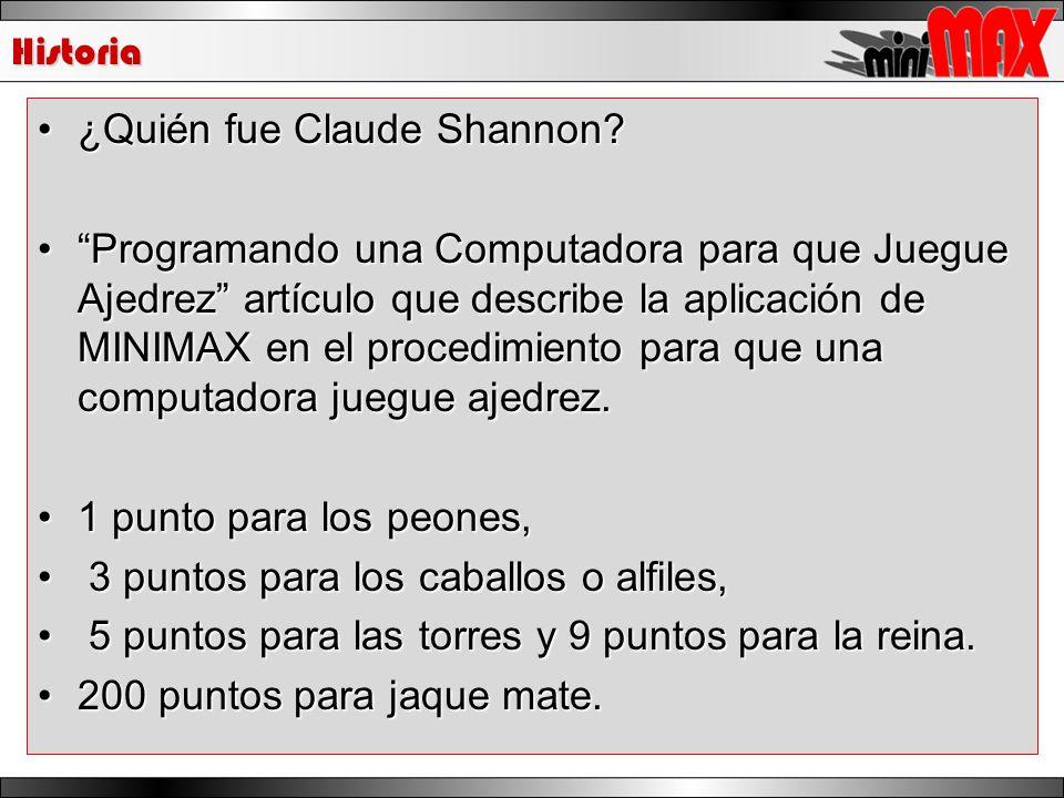 ¿Quién fue Claude Shannon