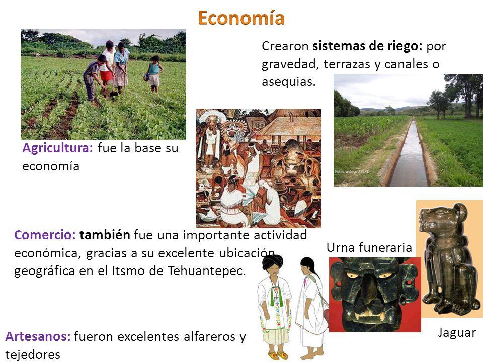 Agricultura: fue la base su economía