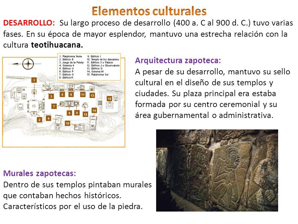 Elementos culturales