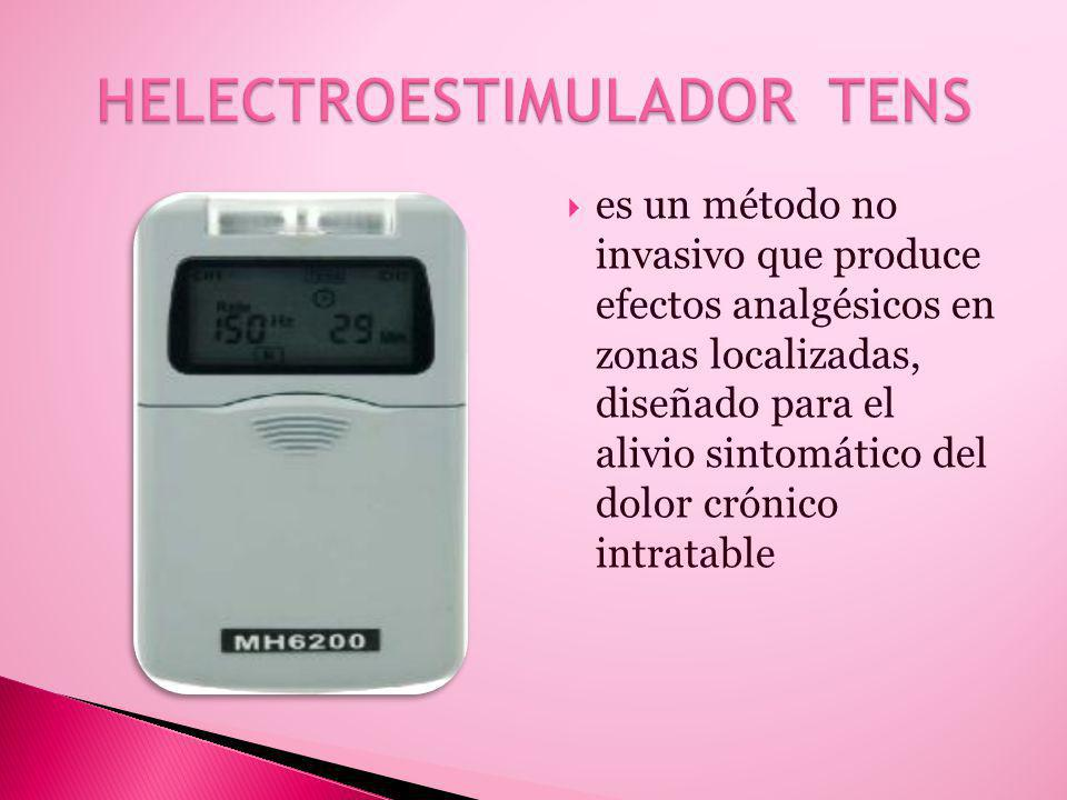HELECTROESTIMULADOR TENS