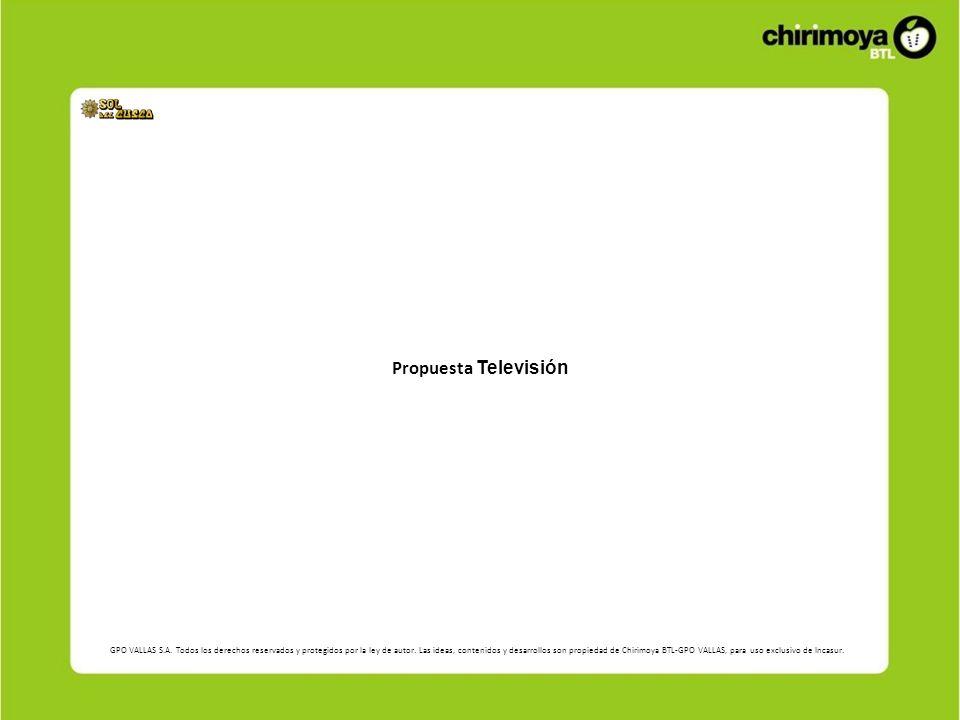 Propuesta Televisión