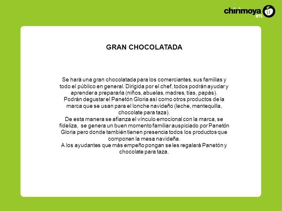 GRAN CHOCOLATADA