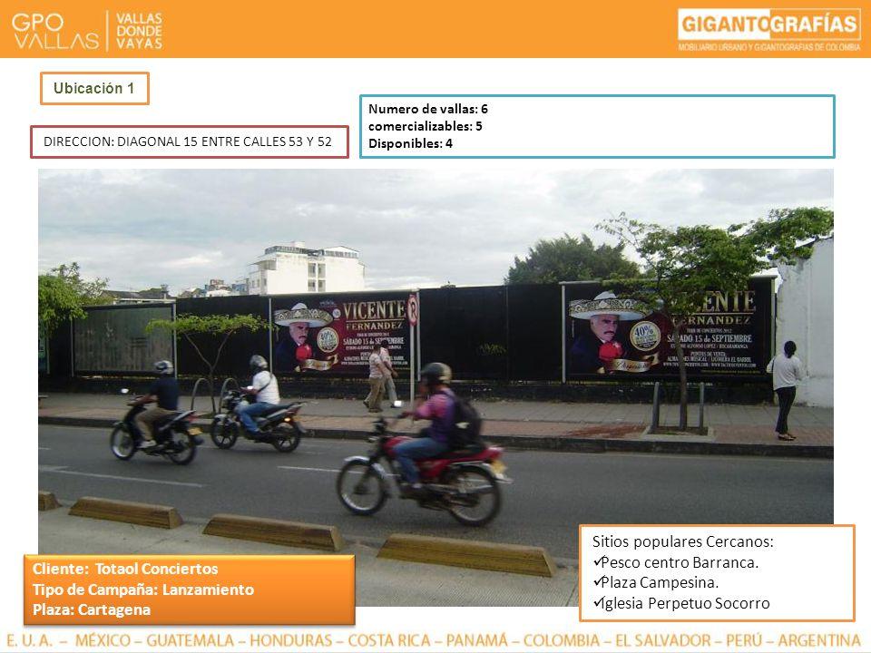 Sitios populares Cercanos: Pesco centro Barranca. Plaza Campesina.