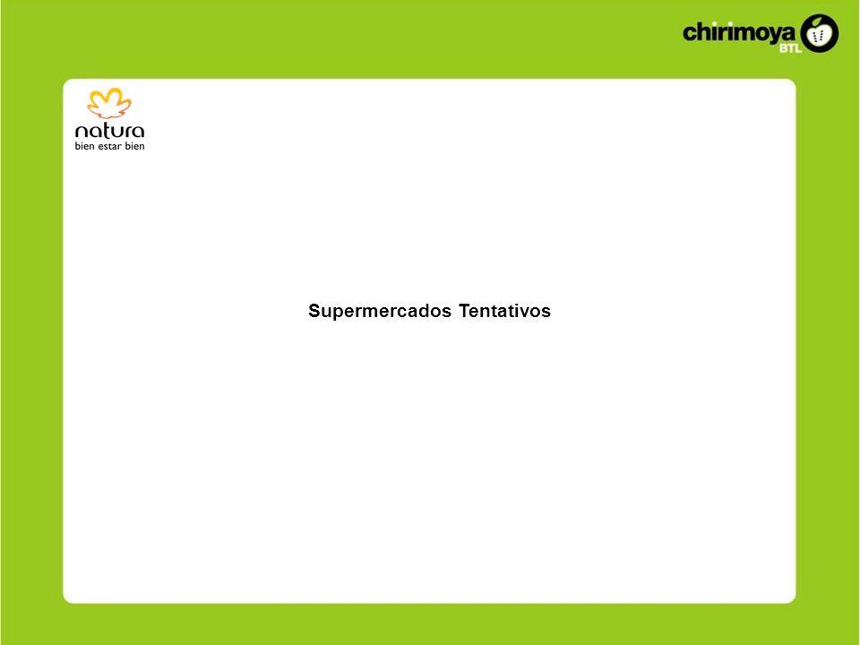 Supermercados Tentativos