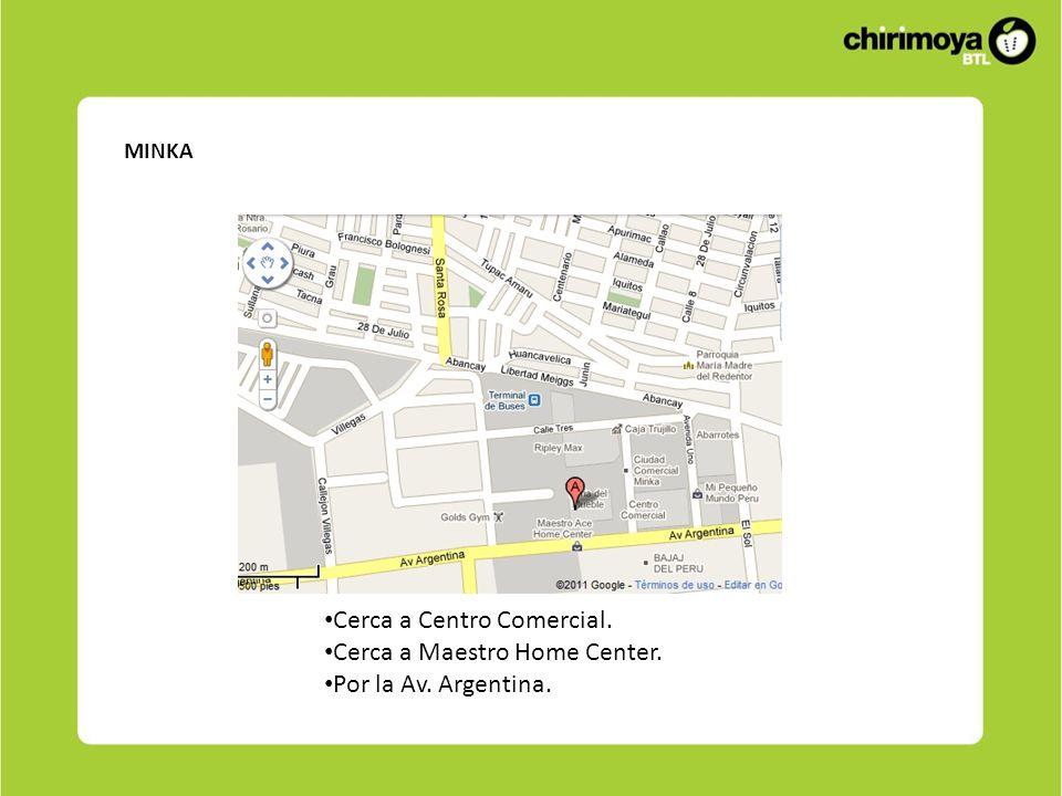 Cerca a Centro Comercial. Cerca a Maestro Home Center.