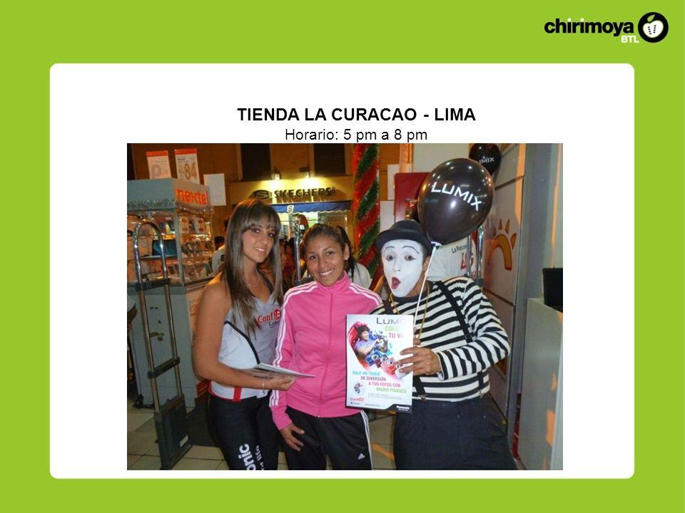 TIENDA LA CURACAO - LIMA