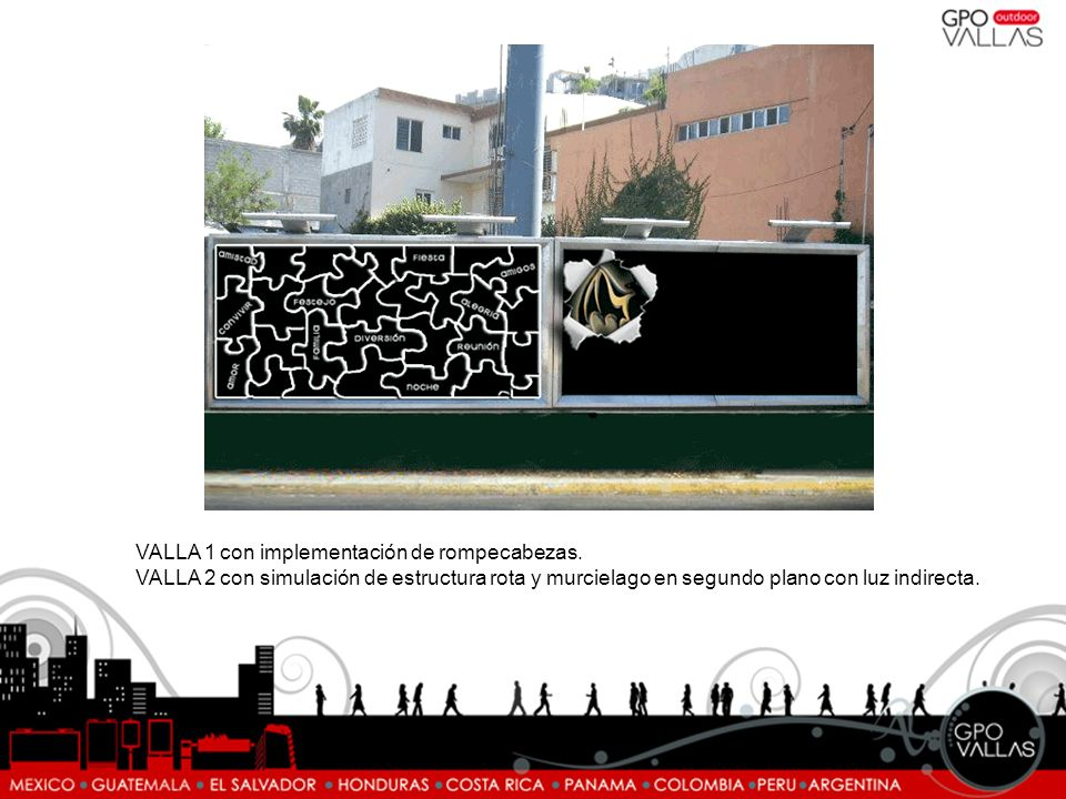 VALLA 1 con implementación de rompecabezas.