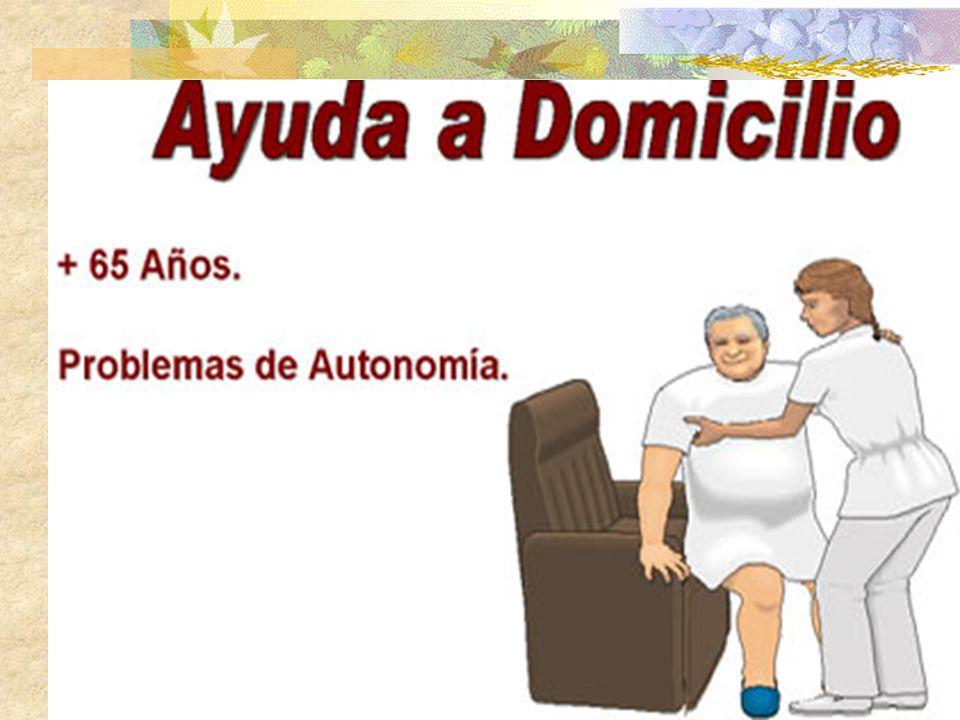 P.Ayuda Domiciliaria