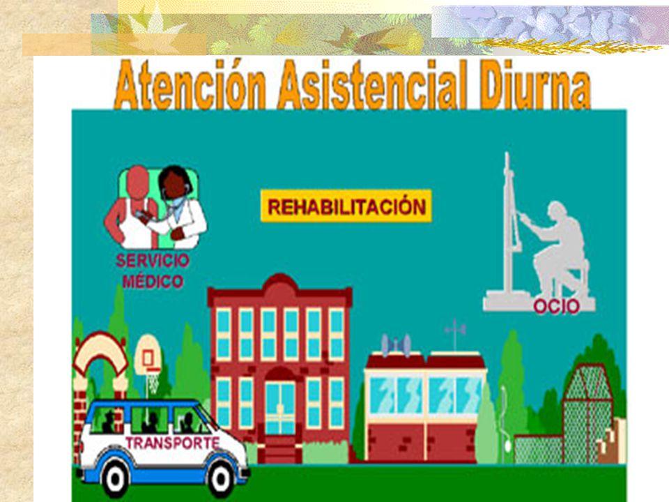 Centros de Día P.Ayuda Domiciliaria