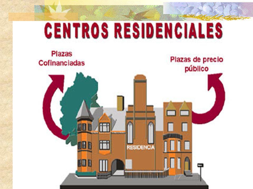 Centros Residenciales