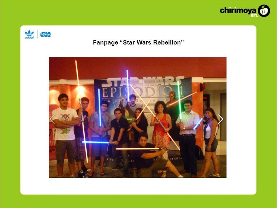 Fanpage Star Wars Rebellion
