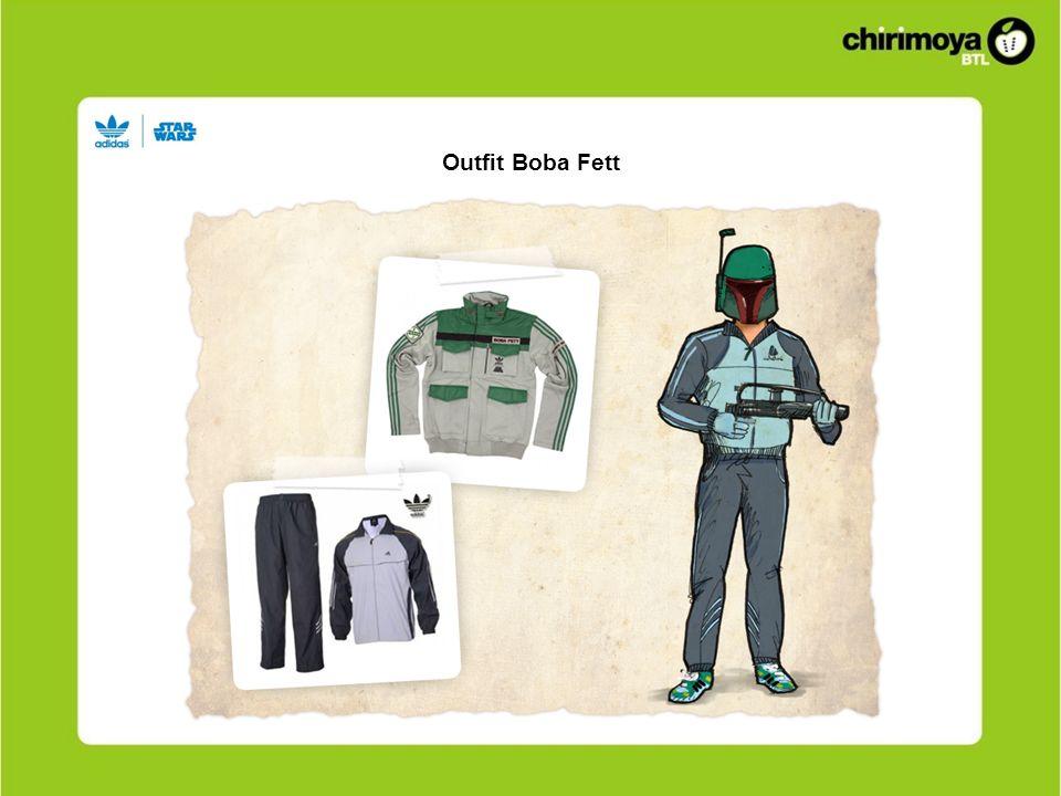 Outfit Boba Fett