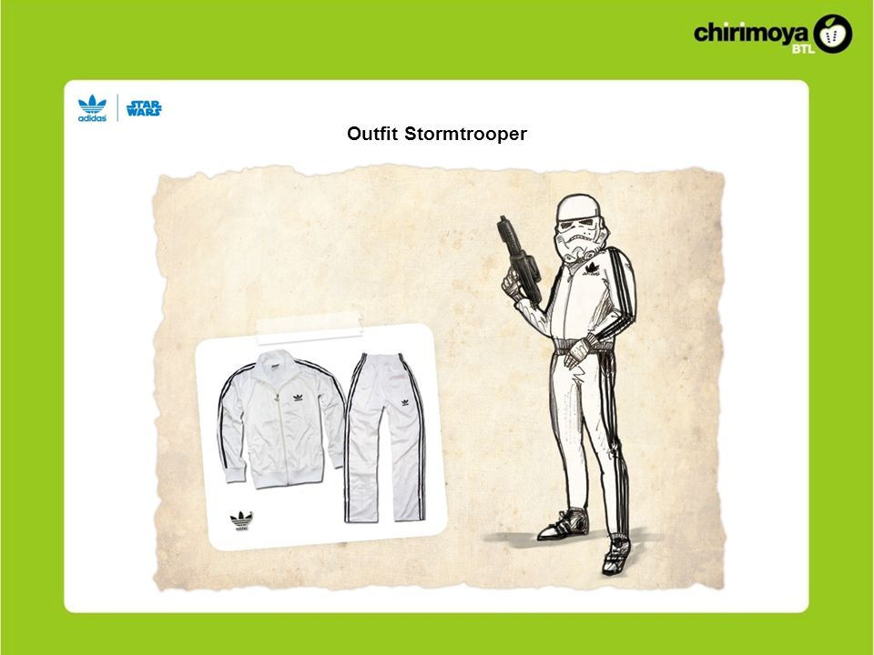 Outfit Stormtrooper
