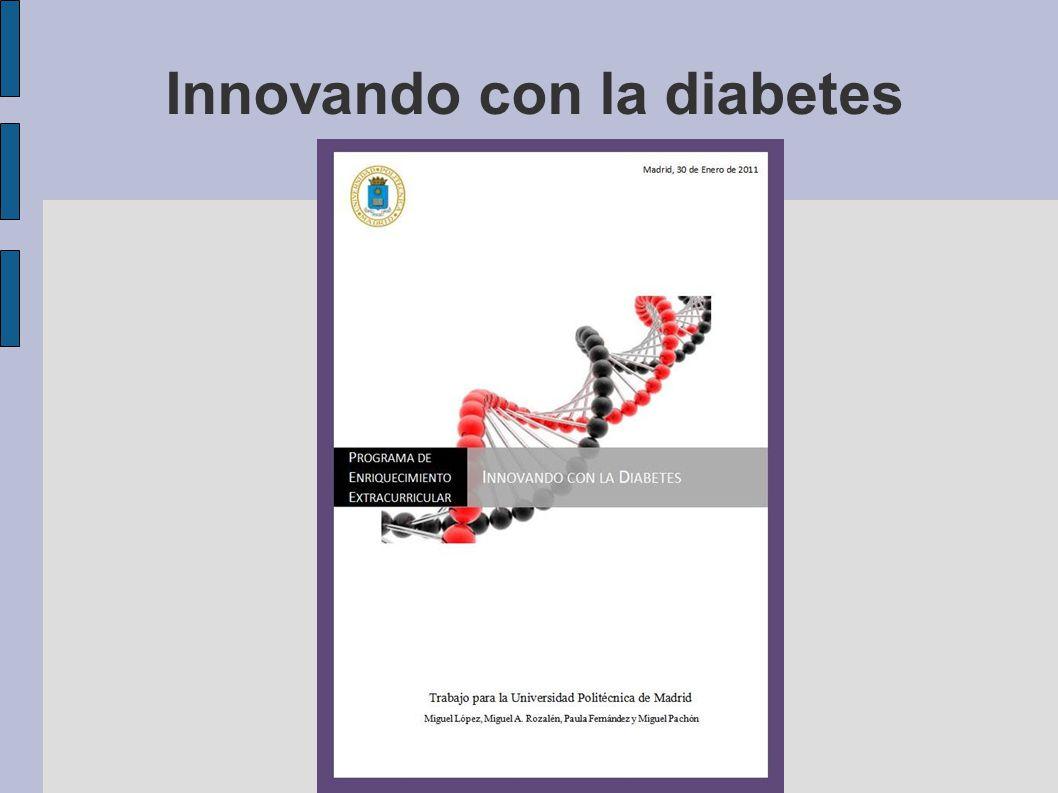 Innovando con la diabetes