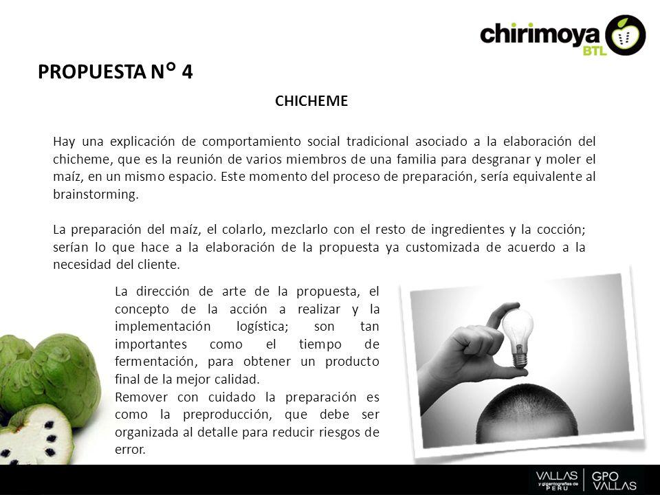 PROPUESTA N° 4 CHICHEME.