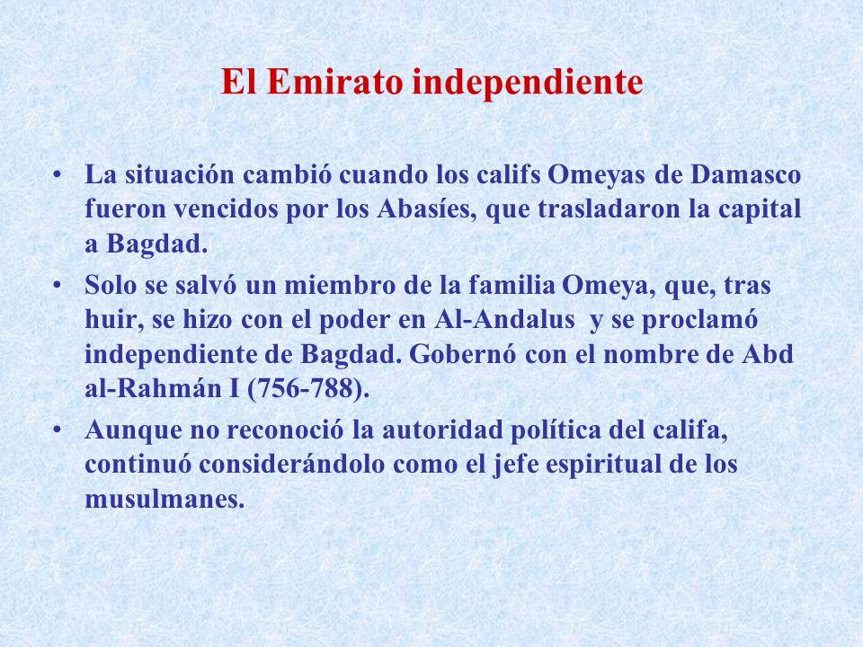 El Emirato independiente