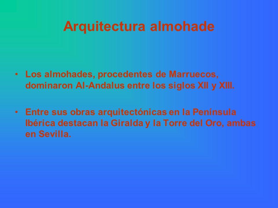 Arquitectura almohade