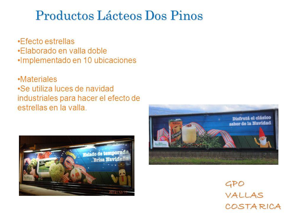 Productos Lácteos Dos Pinos