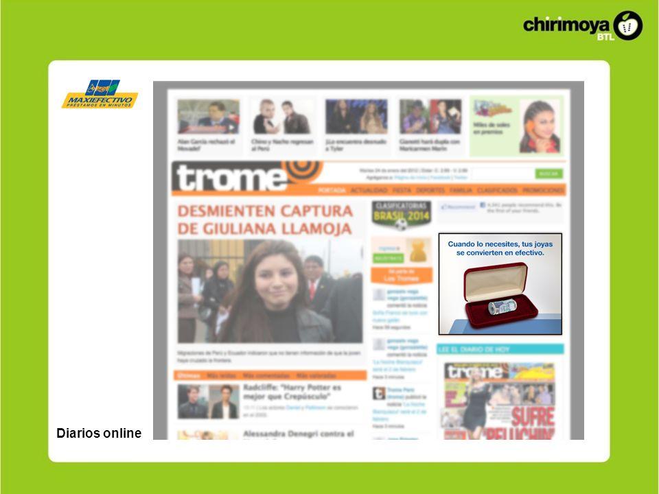 Diarios online