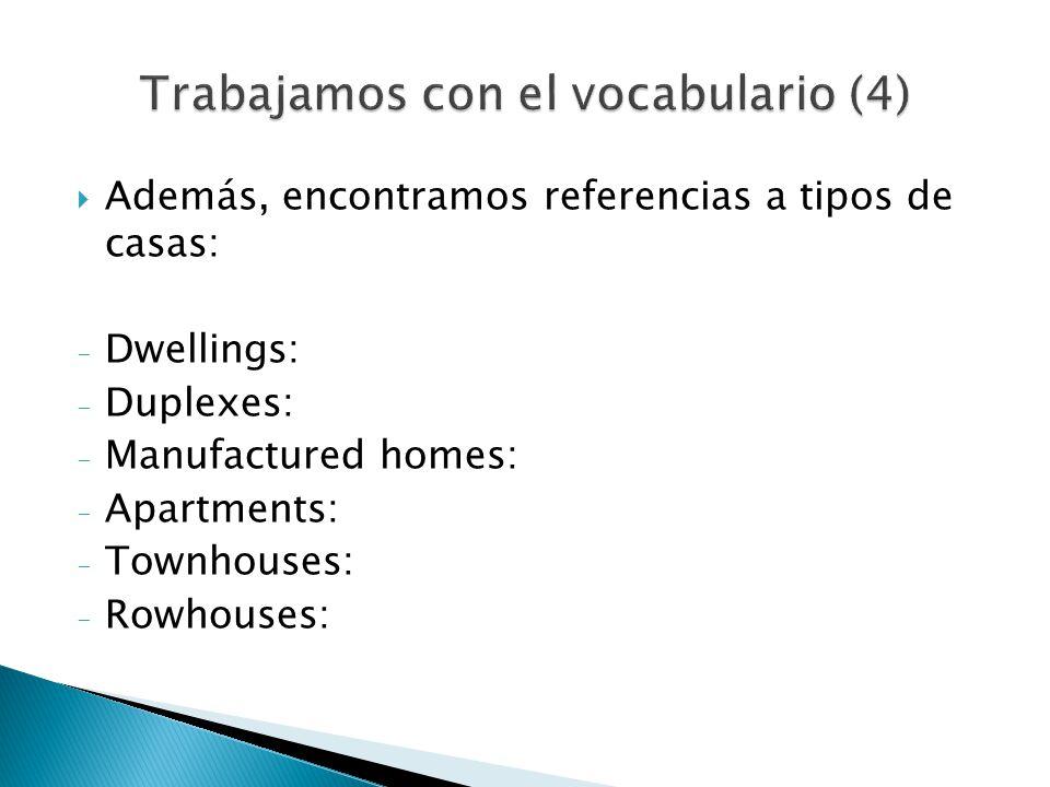 Trabajamos con el vocabulario (4)