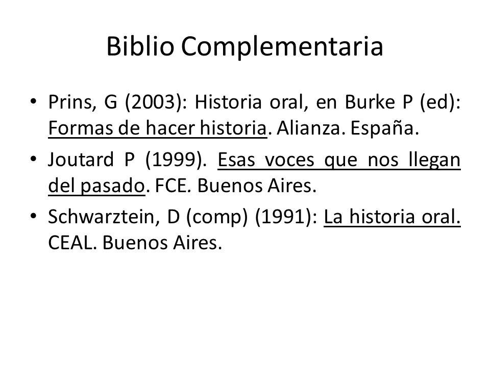Biblio Complementaria