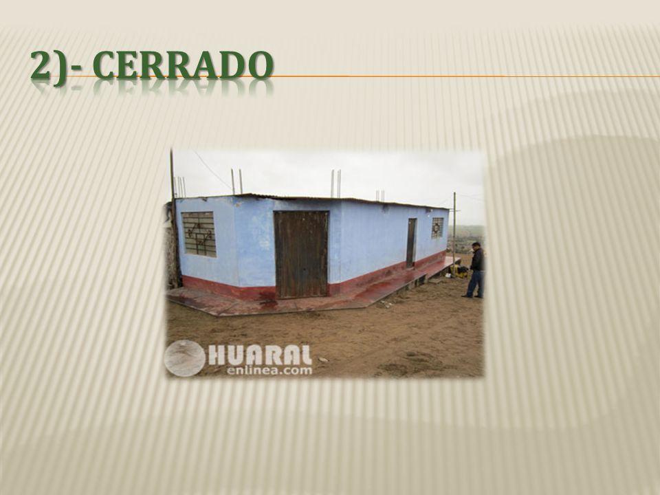 2)- Cerrado