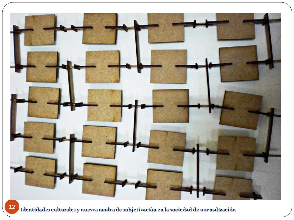 Identidades culturales y nuevos modos de subjetivación en la sociedad de normalización