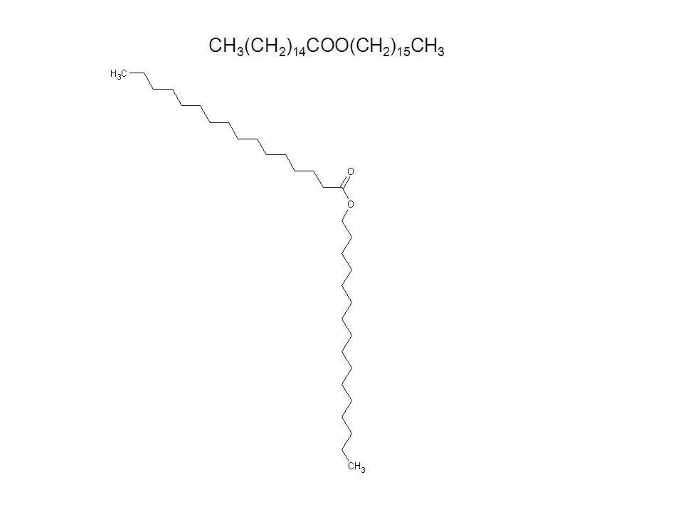 CH3(CH2)14COO(CH2)15CH3