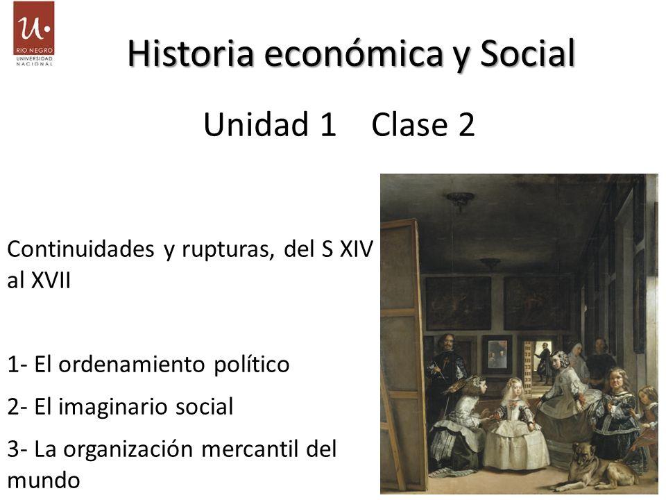 Historia económica y Social