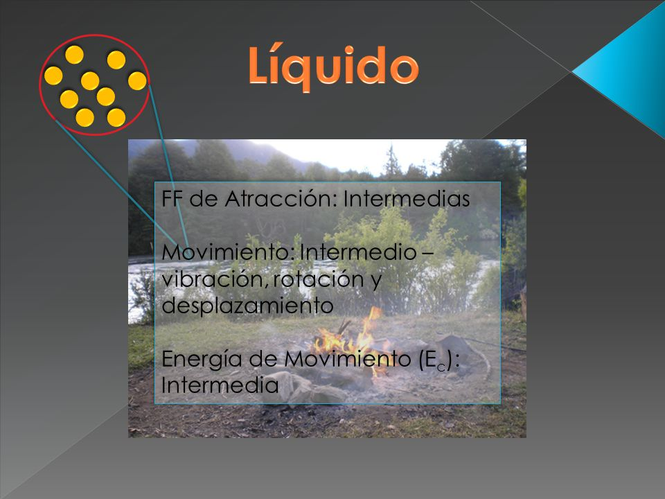 Líquido FF de Atracción: Intermedias