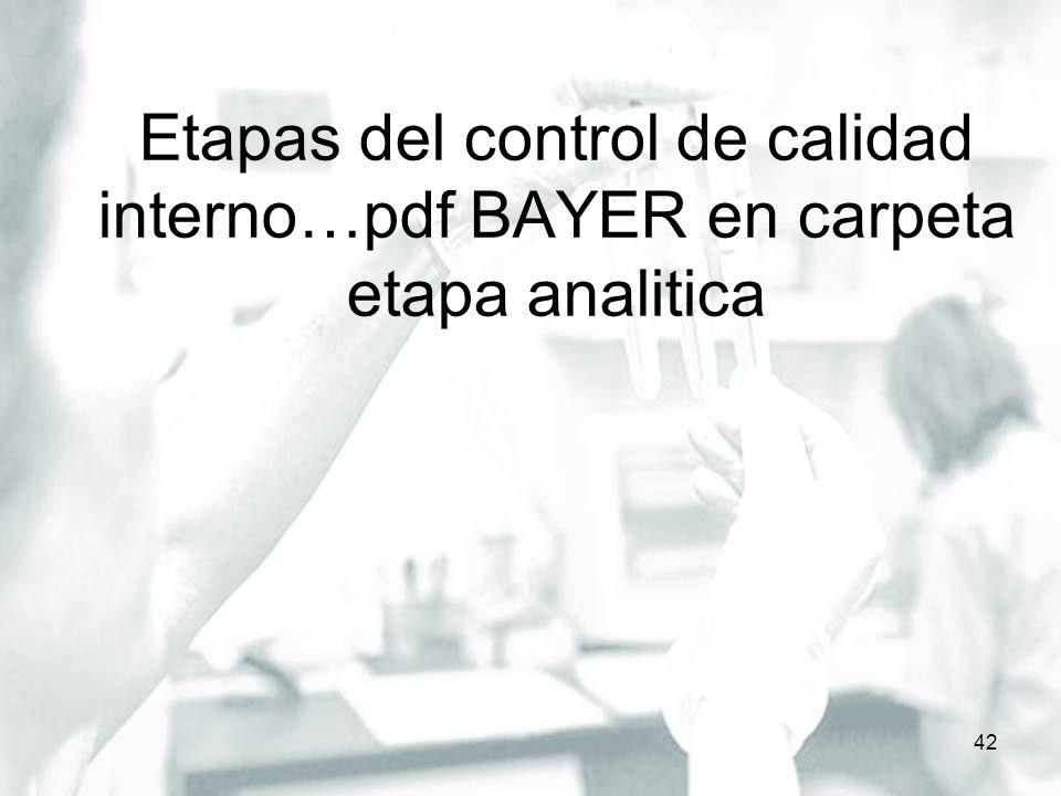 Etapas del control de calidad interno…pdf BAYER en carpeta etapa analitica