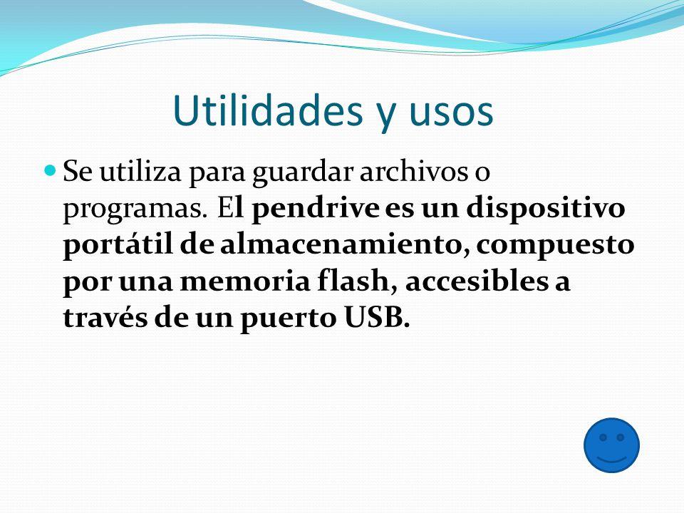 Utilidades y usos