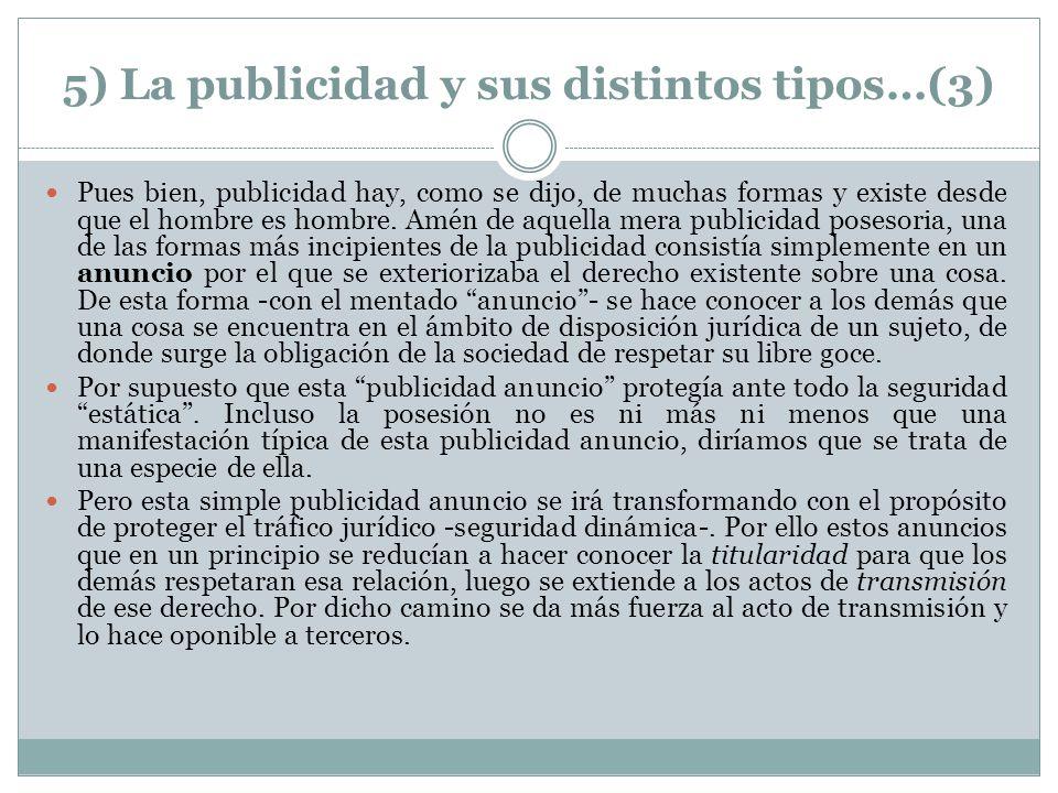 5) La publicidad y sus distintos tipos…(3)