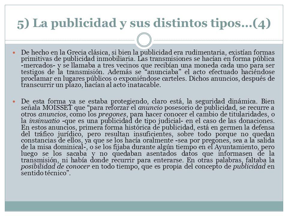 5) La publicidad y sus distintos tipos…(4)